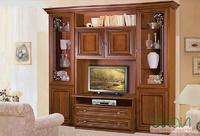 Стенка Капри витрина ТВ