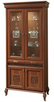 Лаура Нова Витрина 2-x дверная