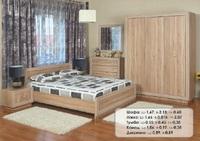 Спальня Корвет 2