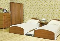 Спальня Атлант
