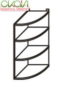 К-1 В-28/71-УП Шкаф навесной-угол 280