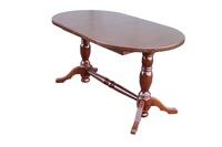 Кухонный стол овальный ОВ-02 раскладной