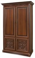 Тоскана Шкаф  2-х дверный