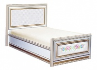 Принцесса Кровать односпальная 90x190
