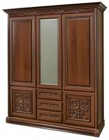 Тоскана Шкаф  3-х дверный